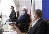ستاد اقتصادی دولت در حضور روحانی تشکیل جلسه داد