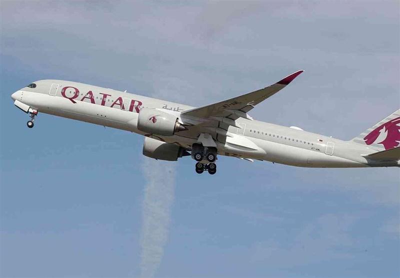 نگران کاهش پروازهای عبوری قطر نیستیم/ آسمان ایران بهصرفهترین مسیر