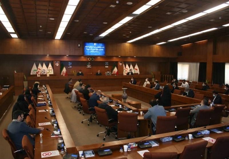 نشست هم اندیشی صالحیامیری با مدیران روابط عمومی فدراسیونها برگزار شد