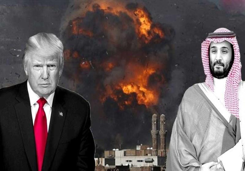 عربستان|افشای حمایت مالی بن سلمان از ترامپ برای ماندن در قدرت و حمله به کنگره