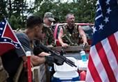 احتمال خشونت مسلحانه در آستانه تحلیف بایدن؛ آمریکا روی بشکه باروت