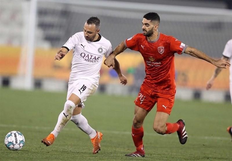 لیگ ستارگان قطر| پیروزی یاران رضاییان و شکست الدحیل در حضور کریمی