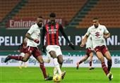 جام حذفی ایتالیا| میلان با پیروزی در ضربات پنالتی به مرحله یک چهارم نهایی صعود کرد