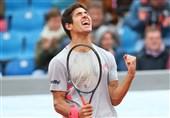 انصراف گارین از شرکت در تنیس آزاد استرالیا