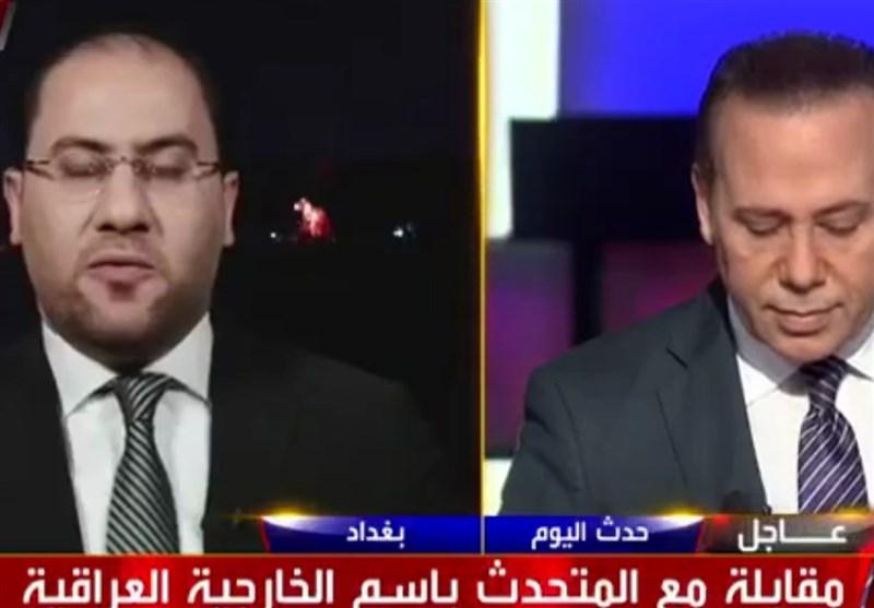 پاسخ کوبنده مقام عراقی به سئوال جهتدار رسانه سعودی علیه حشد شعبی