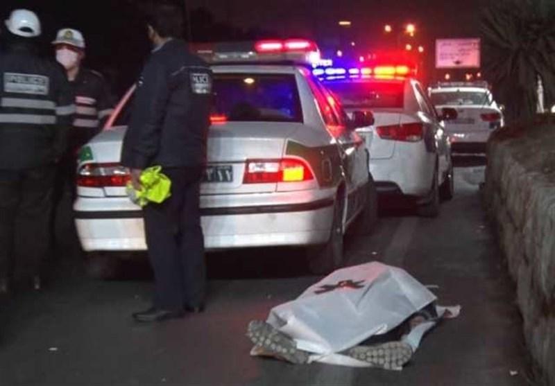 فرار راننده خودرو پس از تصادف مرگبار با عابرپیاده