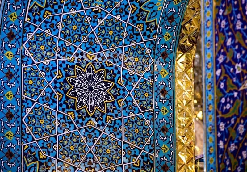حرم رضوی در آستانه میلاد جوادالائمه(ع) گلآرایی شد+عکس