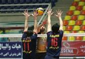 لیگ برتر والیبال| ادامه پیروزیهای سپاهان/ شهداب از سد گنبد گذشت