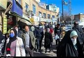 لغو مراسم پنجشنبه و جمعه آخر سال در کرمانشاه/ وضعیت 7 شهر زرد شد
