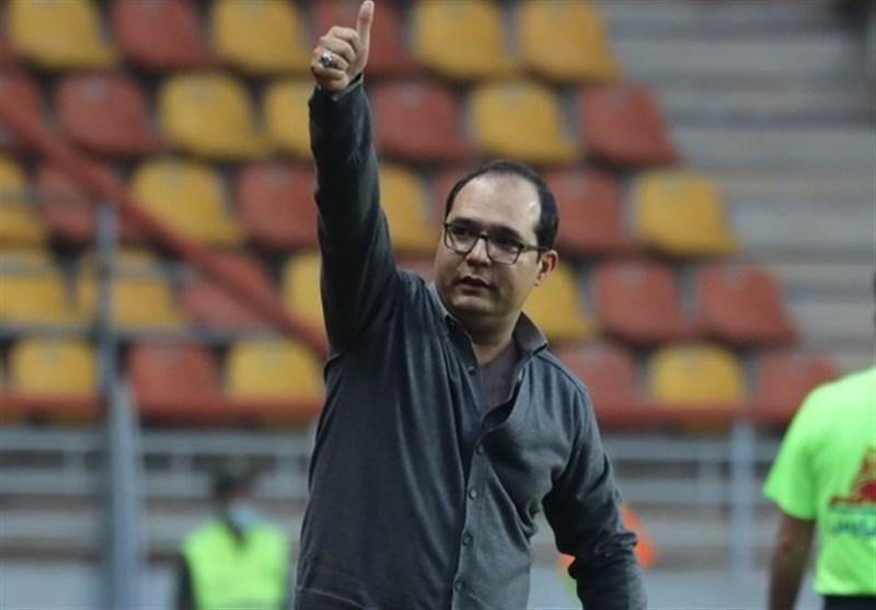 ربیعی: تیمم مستحق شکست مقابل نفت مسجدسلیمان نبود/ اولین موقعیت حریف در دقیقه 70 گل شد!