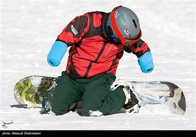 مسابقات بینالمللی پارا اسنوبرد