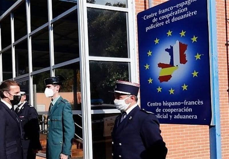 فرانسه یک گذرگاه مرزی با اسپانیا را از ترس حمله تروریستی بست