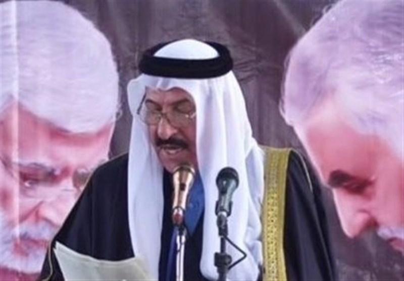 مجلس شیوخ العشائر العراقیة مستذکرا قادة النصر: نطالب بوضع حد للغطرسة الأمریکیة