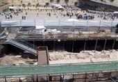 مشروع تهویدی.. الاحتلال یواصل حفریاته قرب حائط البراق