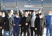 بازدید معاون وزیر راه و شهرسازی از بازار تاریخی و محلات 13گانه اردبیل