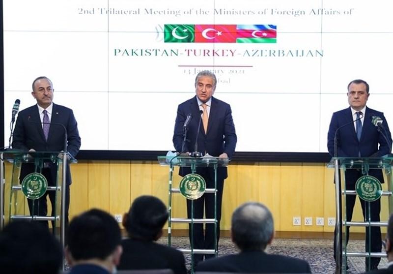 نگاهی به اهداف نشست 3 جانبه ترکیه، پاکستان و آذربایجان و ظرفیت ایران برای توسعه این روابط