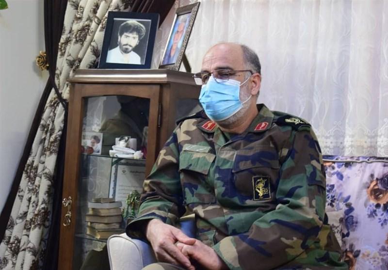 فرمانده سپاه استان مرکزی: تکریم و تجلیل از خانوادههای شهدا یک راهبرد مهم است