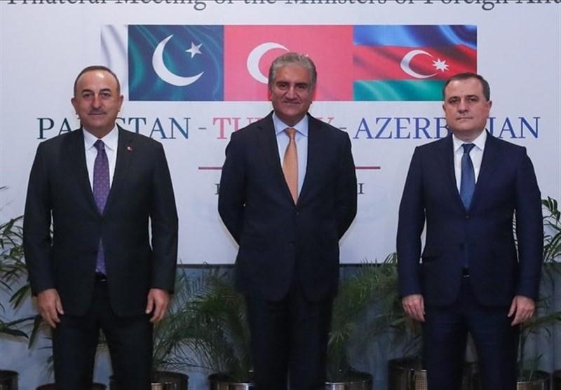 کشور ترکیه , کشور پاکستان , کشور جمهوری آذربایجان ,