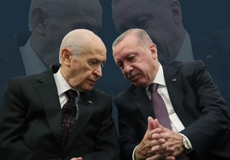 گزارش| ناکامی اردوغان در گسترده کردن ائتلاف خود