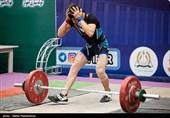 مسابقات لیگ برتر وزنه برداری جوانان در اهواز