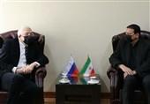 دیدار مدیرعامل باشگاه سپاهان با سرکنسول روسیه در اصفهان/ پیشنهاد خواهرخواندگی با باشگاه زنیت روسیه