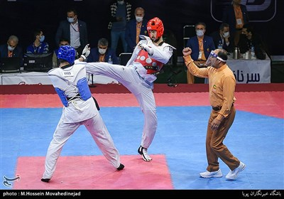 لیگ برتر تکواندو