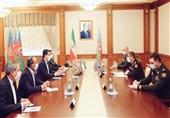 دیدار سفیر ایران در باکو با وزیر دفاع جمهوری آذربایجان