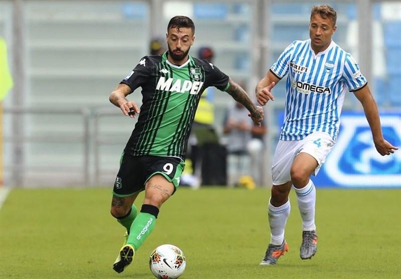 جام حذفی ایتالیا  اسپال از سد ساسولو گذشت و حریف یوونتوس شد