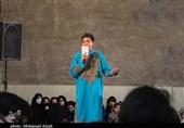 هیئت تعطیل نیست؛ از برپایی ایستگاه صلواتی حضرت زهرا (س) تا اجرای تعزیه حبیب در ده زیار کرمان+تصاویر