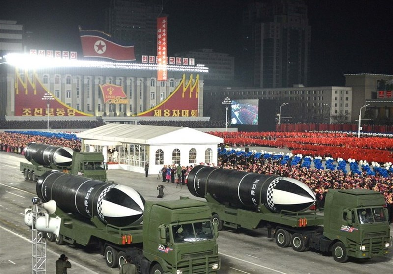 North Korea Unveils 'World's Most Powerful Weapon' at Military Parade