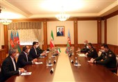 Iran Discusses Enhancing Military Ties with Azerbaijan Republic
