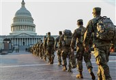 Nearly 5,000 US National Guard Troops to Stay in DC