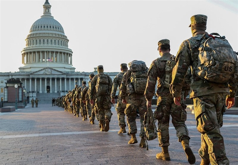 12 US National Guard Members Removed from Inauguration Duty