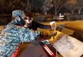 گرامیداشت ایام فاطمیه توسط گردان دوم امام حسین(ع) سپاه استان قزوین برگزار شد + تصویر