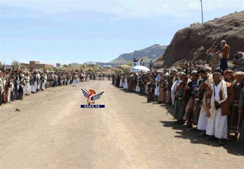 یمن| «ذماریها» علیه تصمیم آمریکا به پا خاستند/ آزادی 10 اسیر یمنی در جبهه «الجوف»