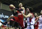 لیگ برتر بسکتبال| ثبت دهمین پیروزی متوالی مهرام