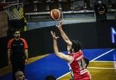 لیگ برتر بسکتبال| مهرام از سد کوچین گذشت/ جوانان نفس مهرام را گرفتند