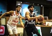 لیگ برتر بسکتبال| خانه بسکتبال خوزستان مغلوب مس رفسنجان شد