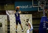 لیگ برتر بسکتبال|پیروزی نزدیک اکسون مقابل آویژه صنعت پارسا مشهد
