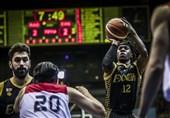 لیگ برتر بسکتبال| پیروزی اکسون مقابل خانه بسکتبال خوزستان/ آمریکاییها دابل دابل کردند