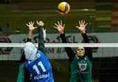 لیگ برتر والیبال بانوان  پیروزی مقتدرانه شاگردان فریبا صادقی/ برتری 3 بر 0 ذوب آهن بر شهرداری قزوین
