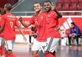 صعود یاران طیبی به جمع 16 تیم برتر لیگ قهرمانان فوتسال اروپا