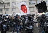 تظاهرات هزاران فرانسوی علیه قانون جنجالی