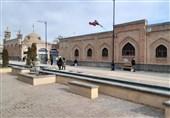 """جای خالی بیرقهای فاطمی در اردبیل؛ حرمتشکنی برازنده """"پایتخت حسینیت"""" نیست + تصاویر"""