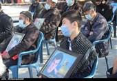 برپایی سومین یادواره شهدای مدافع حرم کاشان به روایت تصویر