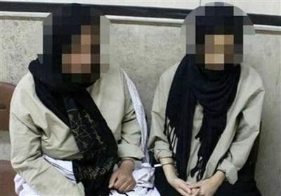 خانمهای آوازخوان کلیپ هنجارشکن کرمانشاه دستگیر شدند
