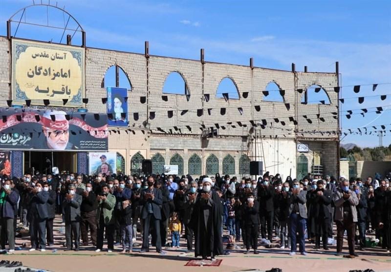 مردم خراسان جنوبی در سالروز شهادت حضرت زهرا (س) به سوگ نشستند+تصاویر