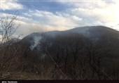 آتش در پارک ملی گلستان مهار شد