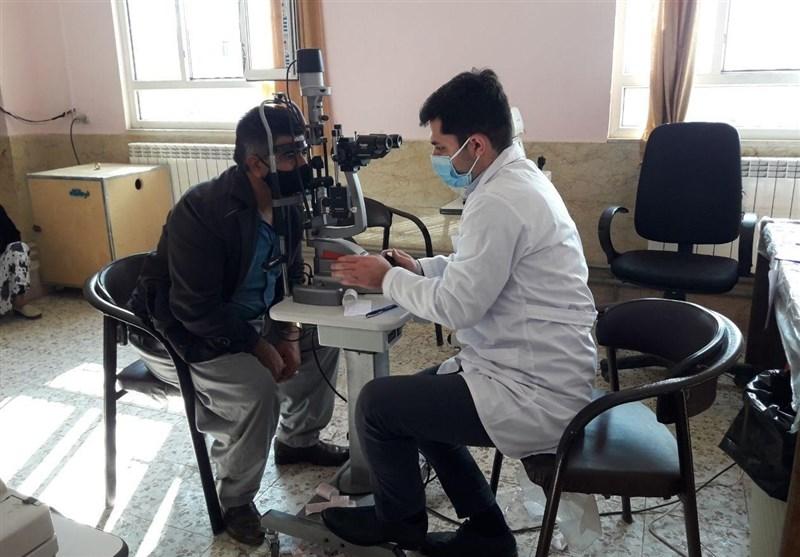 خدمت بیمزد و منت گروه جهادی پزشکی «شهید رهنمون» در سنندج+تصاویر