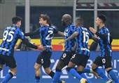 سری A| اینتر با فتح دربی ایتالیا به پیروزیهای یوونتوس پایان داد